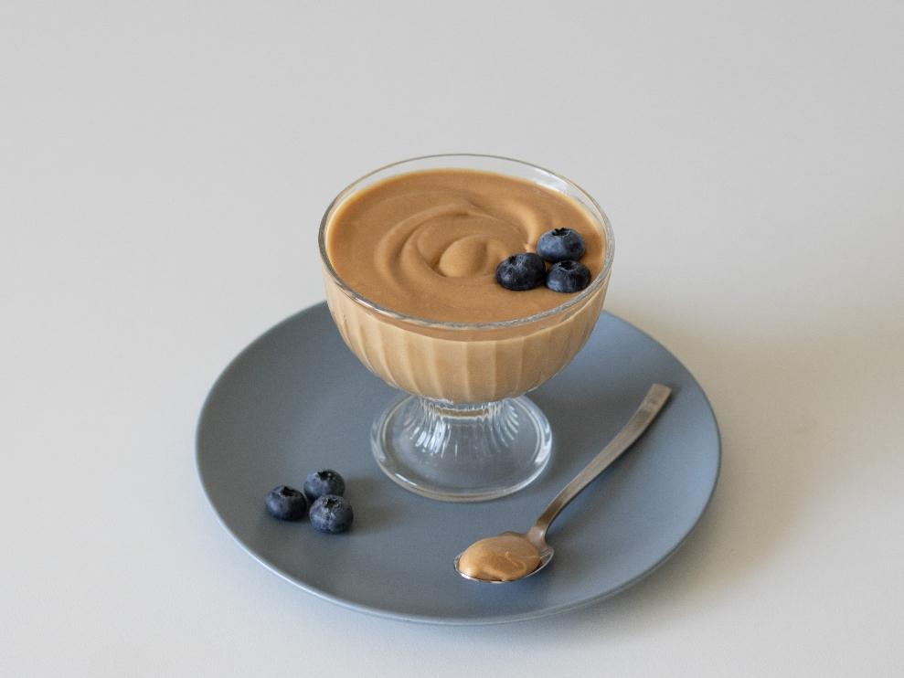 Рецепт заварного крема с варёной сгущёнкой - фото