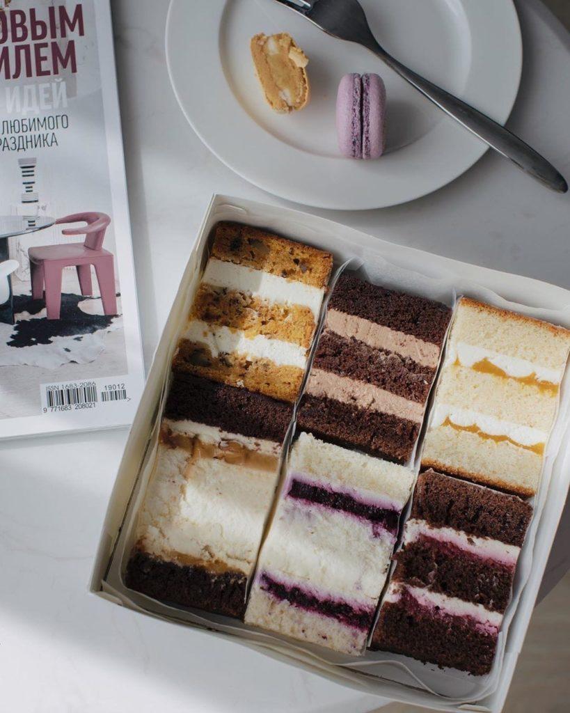 Секреты эффектных фото разрезанного торта