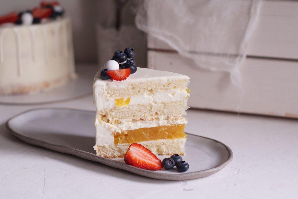 Как правильно порезать торт - основные правила - фото