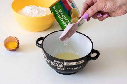 Рецепт безе в микроволновке - шаг 2 - фото