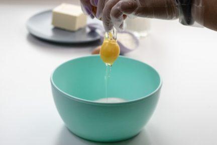 Рецепт классического заварного крема - шаг 3-1 - фото