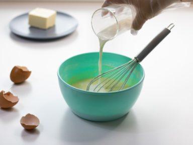 Рецепт классического заварного крема - шаг 5-1 - фото