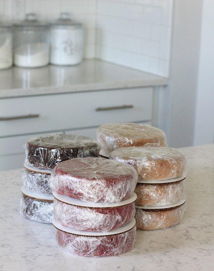 Сколько хранится торт в холодильнике - общие правила - фото